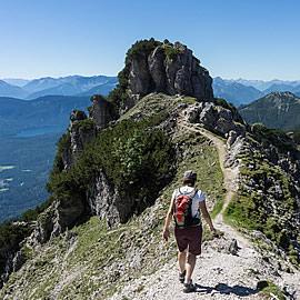 Bergsteigen in Garmisch-Partenkirchen