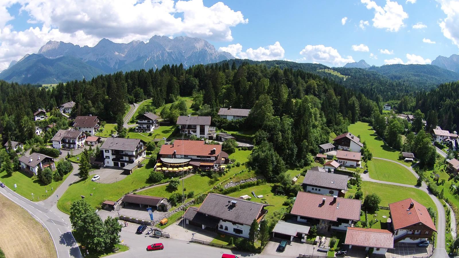 Gästehaus Rusticana in Klais