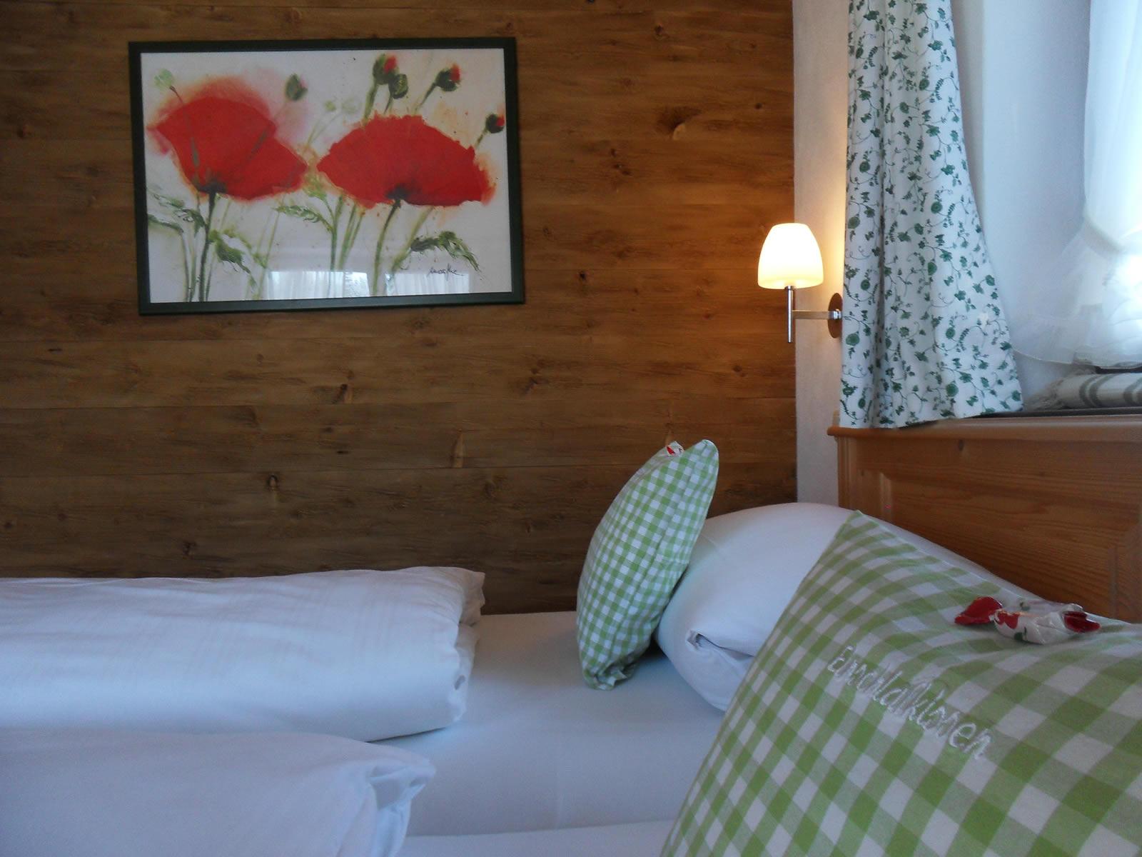 Gästezimmer Rusticana Alpenwelt Karwendel