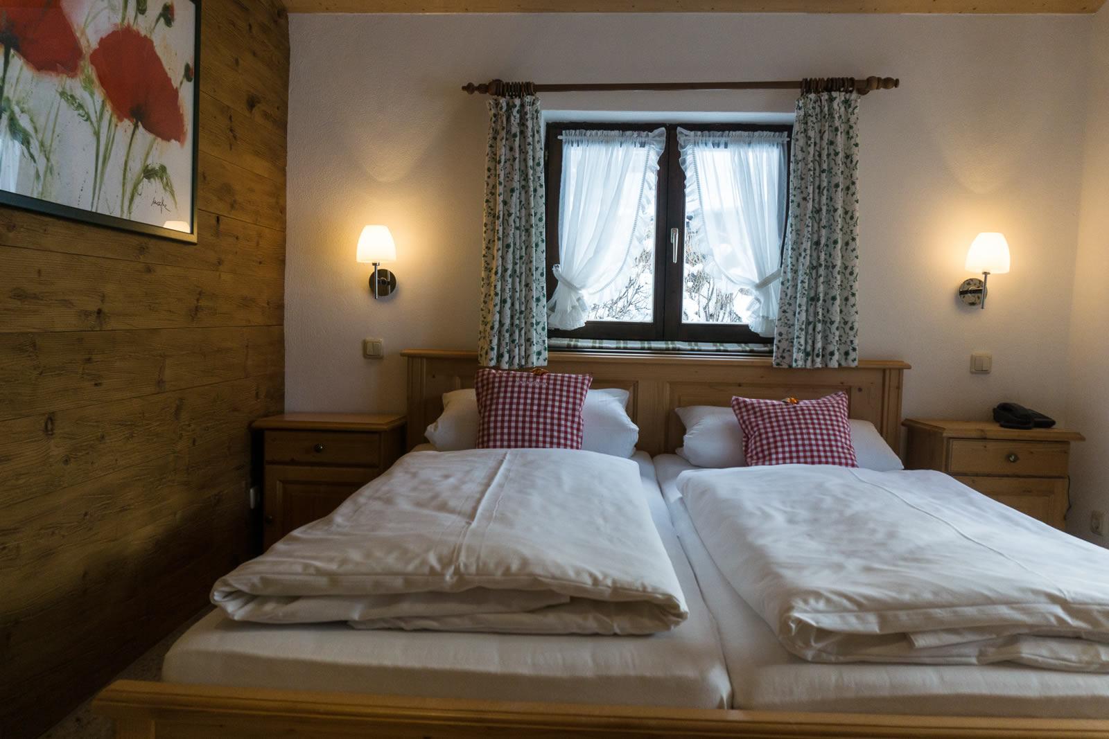 Komfort Zimmer mit Küche